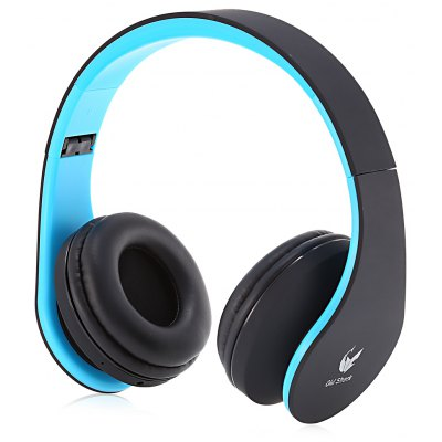 Old Shark NX - 8252 Bluetooth Headphones with Microphone with TF Card Slot