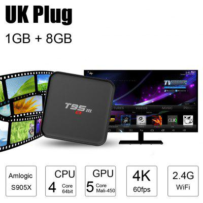 Sunvell T95M 4K HD 64bit Android Digital Box for TV