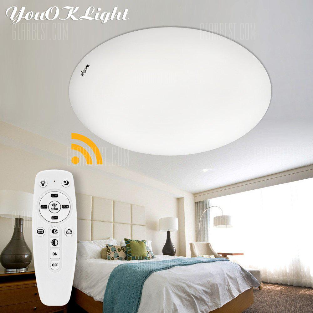 Youoklight remote control led ceiling light 2112 free shipping youoklight remote control led ceiling light mozeypictures
