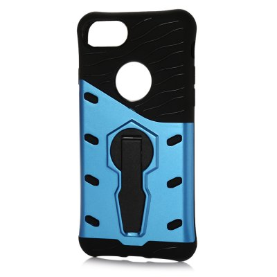 Silicone Protective Back Cover Case for iPhone 7