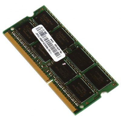 ELPIDA PC3 - 8500S - 7 - 10 - FP 2GB Memory Bank