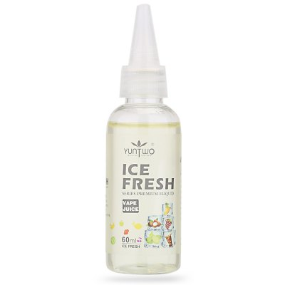 Original Yuntwo ICE Fresh Cool Orange Vape Juice For E Cigarette