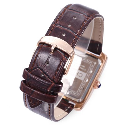CHENXI 063A Fashion Men Small Dial Quartz WatchMens Watches<br>CHENXI 063A Fashion Men Small Dial Quartz Watch<br><br>Band material: Leather<br>Band size: 25 x 2.3 cm / 9.84 x 0.91 inches<br>Brand: Chenxi<br>Case material: Steel<br>Clasp type: Pin buckle<br>Dial size: 3.4 x 3.4 x 1 cm / 1.34 x 1.34 x 0.39 inches<br>Display type: Analog<br>Movement type: Quartz watch<br>Package Contents: 1 x CHENXI 063A Fashion Men Quartz Watch, 1 x Box<br>Package size (L x W x H): 8.50 x 8.00 x 5.30 cm / 3.35 x 3.15 x 2.09 inches<br>Package weight: 0.117 kg<br>Product size (L x W x H): 25.00 x 3.40 x 1.00 cm / 9.84 x 1.34 x 0.39 inches<br>Product weight: 0.051 kg<br>Shape of the dial: Square<br>Special features: Date<br>Watch color: Black, White, Rose Gold + Black, Rose Gold + White, Rose Gold + Brown<br>Watch style: Fashion<br>Watches categories: Male table<br>Water resistance: Life water resistant<br>Wearable length: 18.5 - 22.7 cm / 7.28 - 8.94 inches