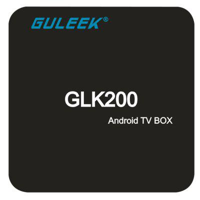 Guleek GLK200 Amlogic S905 Quad-core 64bit Box Android TV Devices