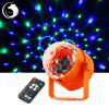 UKing ZQ - B10 6W RGB Stage Light - ORANJE