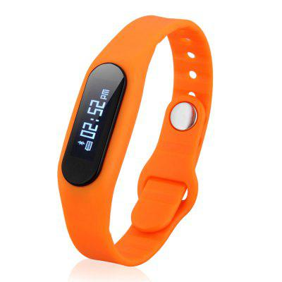 E06 Remote Camera Smart Wristband Bluetooth 4.0 IP67
