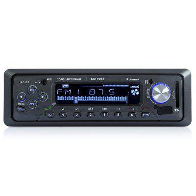 SX - 119 Bluetooth Car MP3 Player Support FM Function