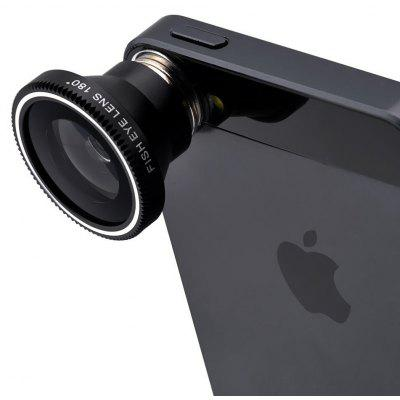 3-in-1 Magnetic Detachable Phone Lens Kit