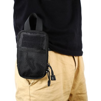 JINJULI Waist Bag – BLACK