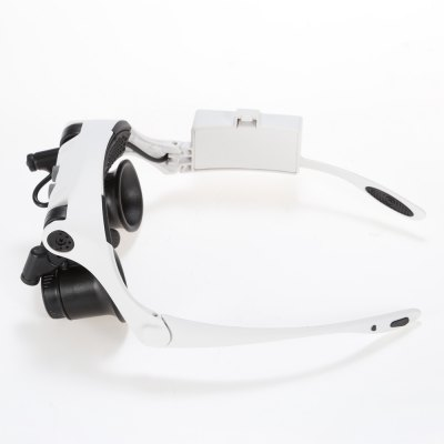 9892G - 3A Headband MagnifierMagnifiers<br>9892G - 3A Headband Magnifier<br><br>Magnification: 10X,15X,20X,25X<br>Model: 9892G - 3A<br>Package Contents: 1 x 9892G - 3A Magnifier, 8 x Lens, 1 x Headband, 1 x User Manual in Chinese and English<br>Package size (L x W x H): 22.50 x 19.00 x 8.50 cm / 8.86 x 7.48 x 3.35 inches<br>Package weight: 0.330 kg<br>Product size (L x W x H): 15.00 x 10.00 x 8.00 cm / 5.91 x 3.94 x 3.15 inches<br>Product weight: 0.147 kg