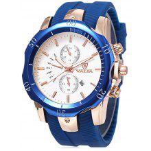 VALIA 8292 - 2 Fashion heren quartzhorloge