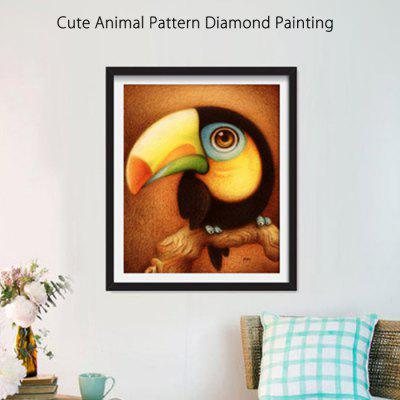 DIY Cute Animal Pattern Diamond Painting Kit