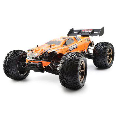 VKAR RACING BISON V2 Brushless RC Truck- RTRHot Products<br>VKAR RACING BISON V2 Brushless RC Truck- RTR<br><br>Brand: VKAR RACING<br>Car Power: 1 x Lithium Battery (included)<br>Channel: 2-Channels<br>Detailed Control Distance: About 200m<br>Drive Type: 4 WD<br>Features: Radio Control<br>Material: Alloy, Plastic, Rubber<br>Motor Type: Brushless Motor<br>Package Contents: 1 x RC Truck ( Battery Included ), 1 x Transmitter, 1 x Charger, 1 x English Manual<br>Package size (L x W x H): 67.00 x 39.50 x 21.50 cm / 26.38 x 15.55 x 8.46 inches<br>Package weight: 5.7000 kg<br>Product size (L x W x H): 53.20 x 38.00 x 19.00 cm / 20.94 x 14.96 x 7.48 inches<br>Product weight: 3.7600 kg<br>Proportion: 1:10<br>Racing Time: 20mins<br>Remote Control: 2.4GHz Wireless Remote Control<br>Transmitter Power: 4 x 1.5V AA (not included)<br>Type: Monster Truck