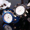 VALIA 8292 - 2 Fashion Men Quartz Watch - BLUE