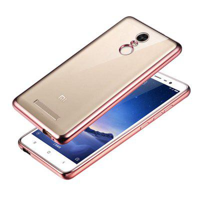 Luanke TPU Soft Protective Case for Xiaomi Redmi Note 3 Pro
