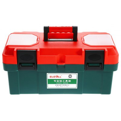 ELECALL 17 inch Household Portable Toolbox