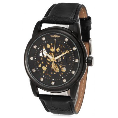 WINNER 1526 Business Men Automatic Mechanical Watch