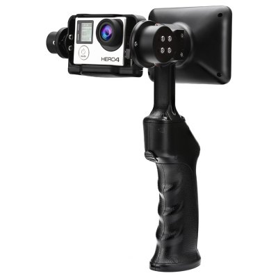 Wenpod GP1+ Handheld Stabilizer for GoPro 3 / 3+ / 4 в магазине GearBest