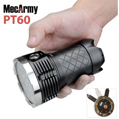 MecArmy PT60 Projecteur LED