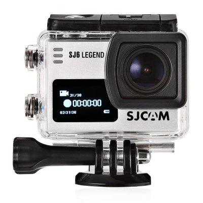 Original SJCAM SJ6 LEGEND 4K WiFi Action Camera original sjcam sj6 legend accessories battery selfie stick monopod wrist remote dual charger for sj cam sj6 legend action camera