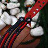 CIMA HR001 Butterfly Knife - RED