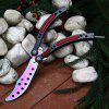 CIMA HR001 Butterfly Knife - COLORFUL