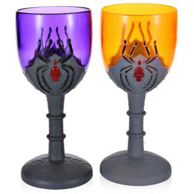 Creative Halloween Spider LED Light Cup