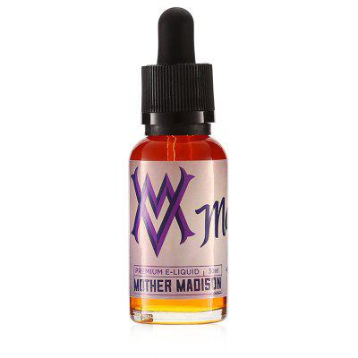 Original Madison Mother Madison 30ml E-juice for E Cigarette