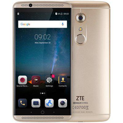 Coupon of ZTE AXON 7 4G Phablet Android 6.0 - Gray/Golden
