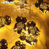 BRELONG Owl LED String Light - WARM WHITE LIGHT