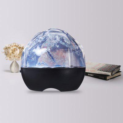Globe Style LED Night Light Dimmable Atmosphere Lamp Décoration intérieure