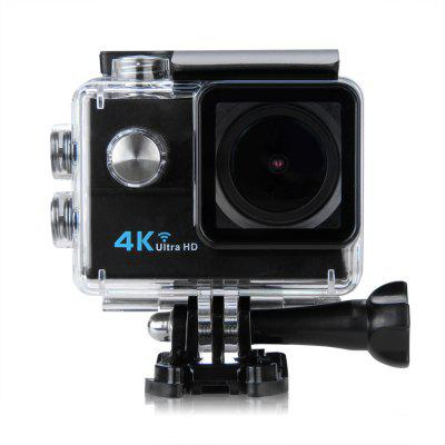 Q6H 4K 2.0 inch LCD Display WiFi Action Camera