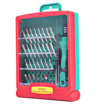 ELECALL 33 in 1 Magnetic Screwdriver Set for Repairing