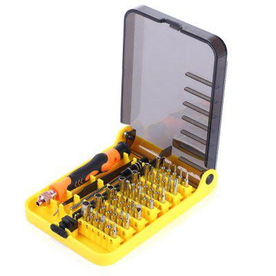 ELECALL 45 in 1 Screwdriver Kit Hardware Repairing Tool