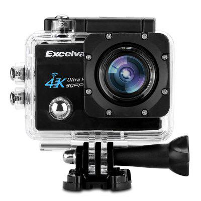 Gearbest Excelvan Q8 4K 2 inch Display WiFi Action Camera