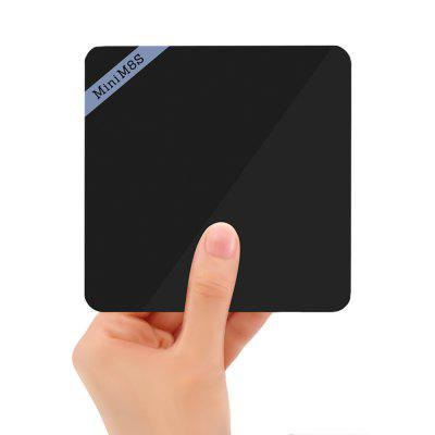 Mini M8S II 4K Smart TV Box Amlogic S905X Quad Core Processor