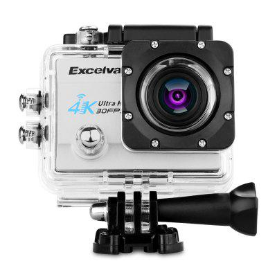 Excelvan Q8 4K 2 inch Display WiFi Action Camera
