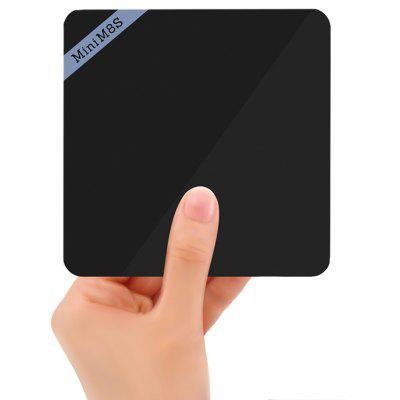 Mini M8S II 4K Smart TV Box Android Amlogic S905X Processor Quad Core