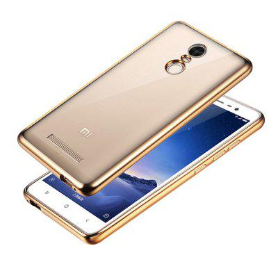 Luanke TPU Soft Protective Case for Xiaomi Redmi Note 3