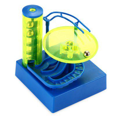 3D Electric-powered Rolling Ball Device