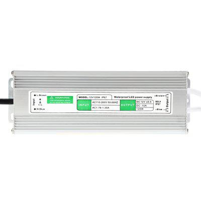 12V120W IP67 Waterproof LED Power Supply