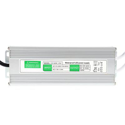 12V100W IP67 Waterproof LED Power Supply
