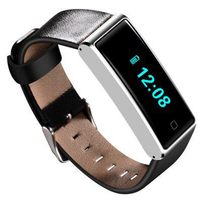QS60 Heart Rate Monitor Smart Wristband