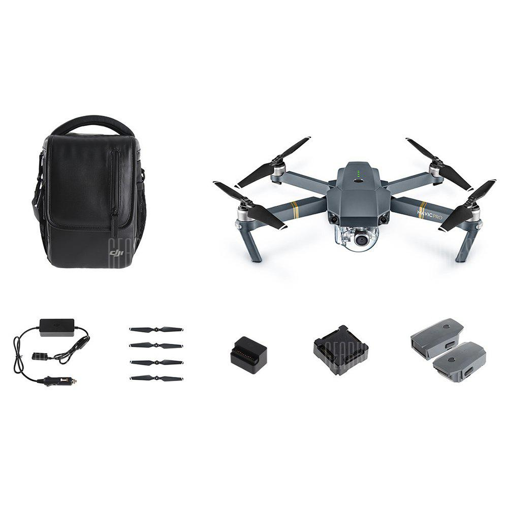 Bons Plans Gearbest Amazon - DJI Mavic Pro Quadcopter Combo
