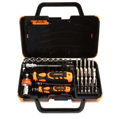 JAKEMY JM - 6121 31 in 1 Screwdriver Set for Repairing