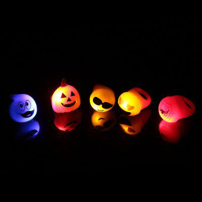 6 x BRELONG LED Finger Ring for Halloween Christmas Festivals