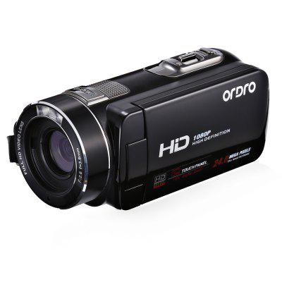 ORDRO HDV - Z8 PLUS 24MP 16X Digital Zoom DV Camera