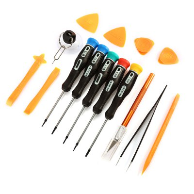 JAKEMY JM - 9101 Multi-purpose 15 in 1 Screwdriver Set