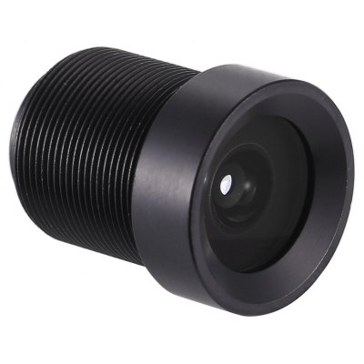 M12 4G 2.5mm 1/4 inch Sensor 130 Degree FOV Lens