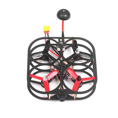 GB110 110mm Mini FPV Racing Drone - PNPBrushless FPV Racer<br>GB110 110mm Mini FPV Racing Drone - PNP<br><br>KV: 4000<br>No. of Cells: 2 - 3S<br>Package Contents: 1 x Drone<br>Package size (L x W x H): 27.00 x 23.00 x 12.00 cm / 10.63 x 9.06 x 4.72 inches<br>Package weight: 0.350 kg<br>Product size (L x W x H): 16.20 x 16.20 x 4.50 cm / 6.38 x 6.38 x 1.77 inches<br>Product weight: 0.200 kg<br>Type: Frame Kit<br>Video Resolution: 600TVL